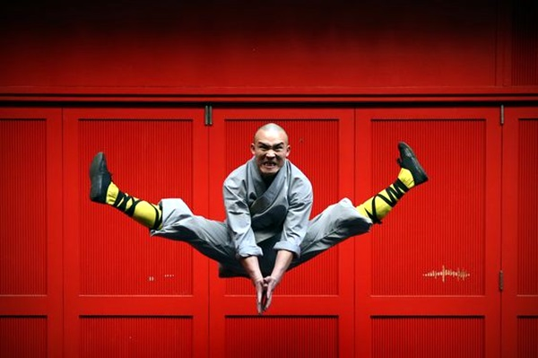 Shaolin monk Martial Art Demonstrations (35)