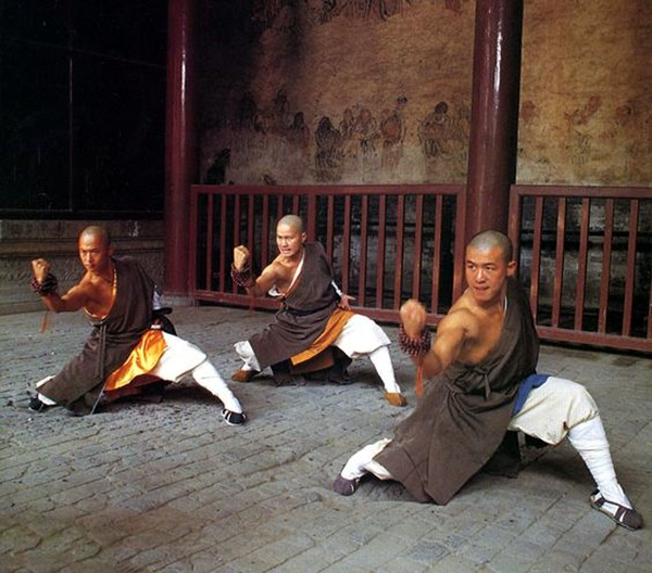 Shaolin monk Martial Art Demonstrations (4)