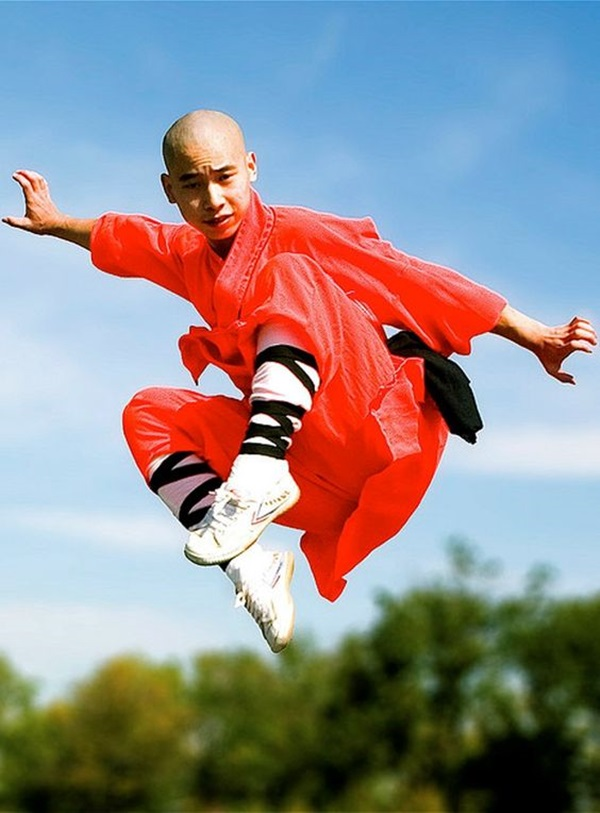 Shaolin monk Martial Art Demonstrations (42)
