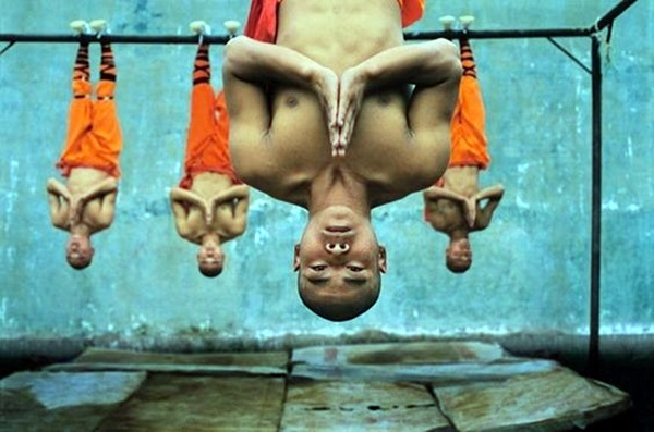 Shaolin monk Martial Art Demonstrations (43)