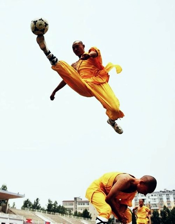 Shaolin monk Martial Art Demonstrations (44)