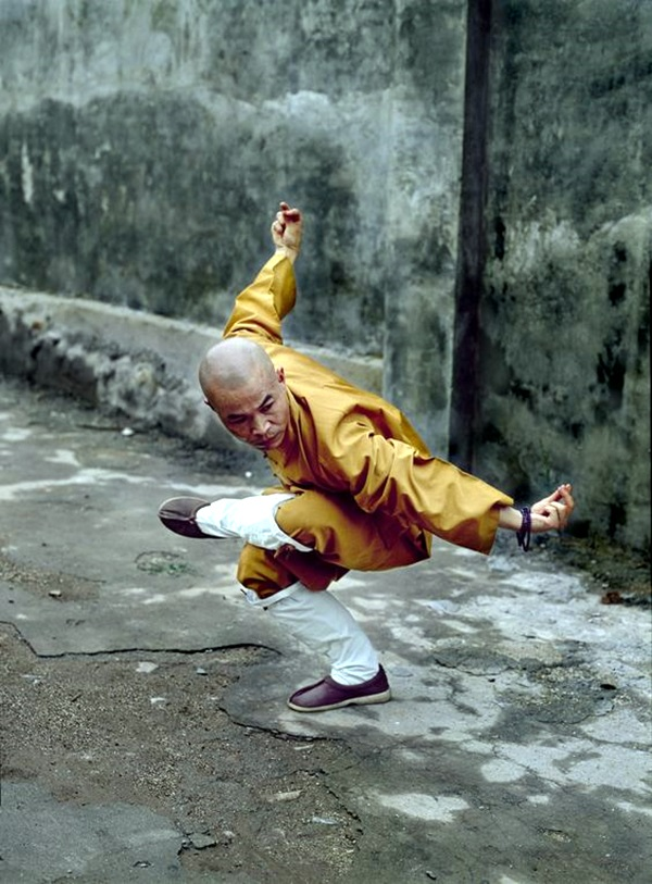 Shaolin monk Martial Art Demonstrations (6)