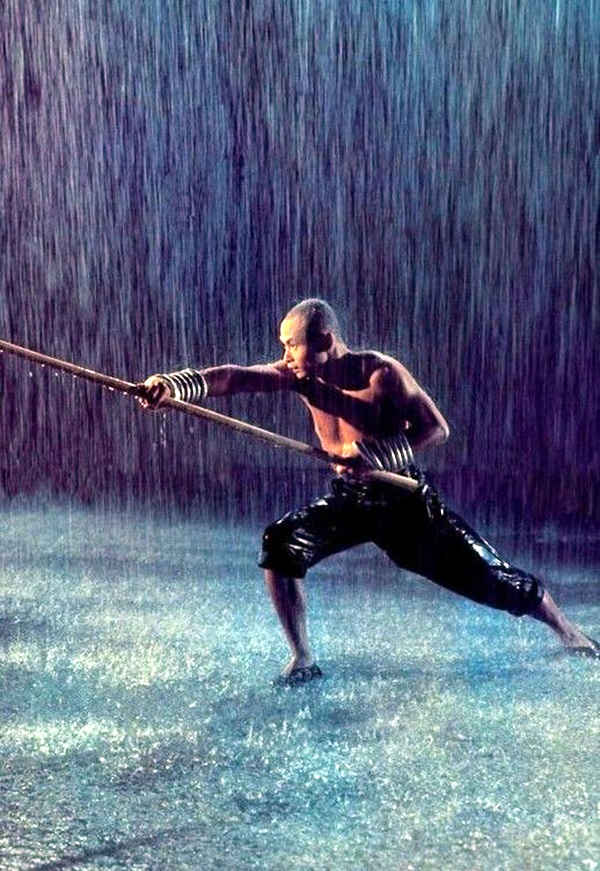 Shaolin monk Martial Art Demonstrations (7)