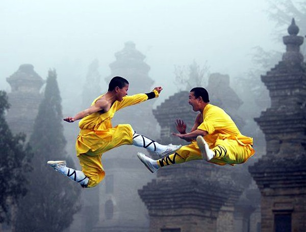 Shaolin monk Martial Art Demonstrations (8)