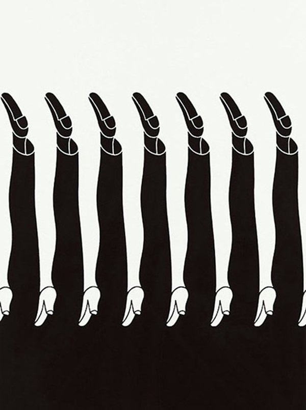 Suprisigly Genius Negative Space Art Exampls (29)
