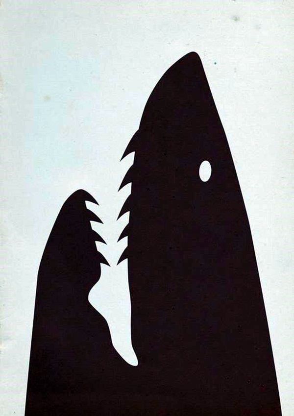 Suprisigly Genius Negative Space Art Exampls (33)
