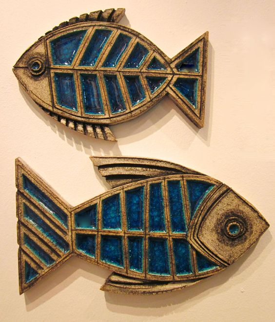 Great Ceramic Wall Art 10