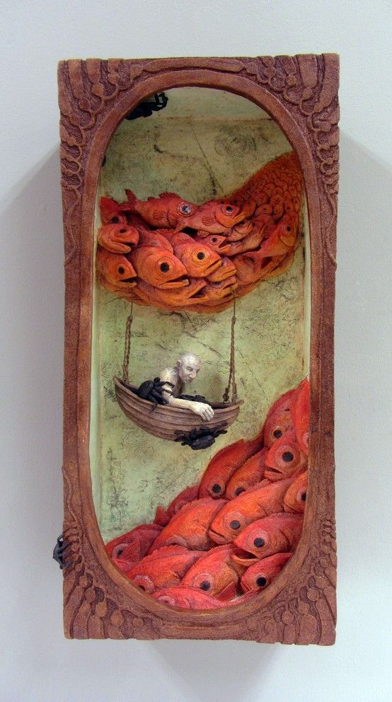 ceramic wall art 34