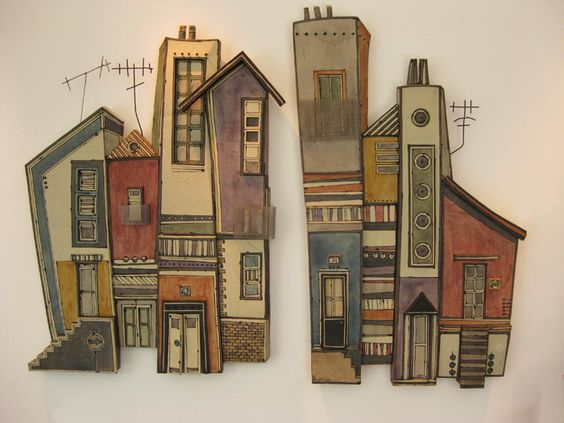 ceramic wall art 7