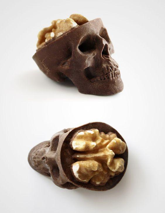 chocolate art 12
