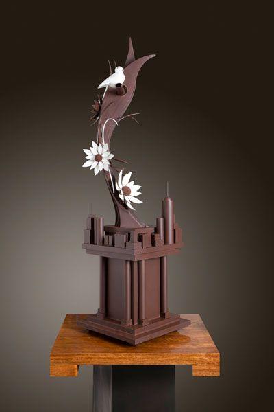 chocolate art 18