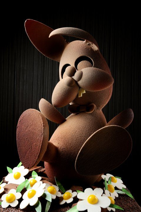 chocolate art 2