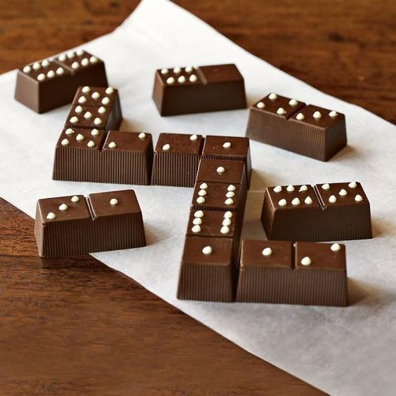 chocolate art 20