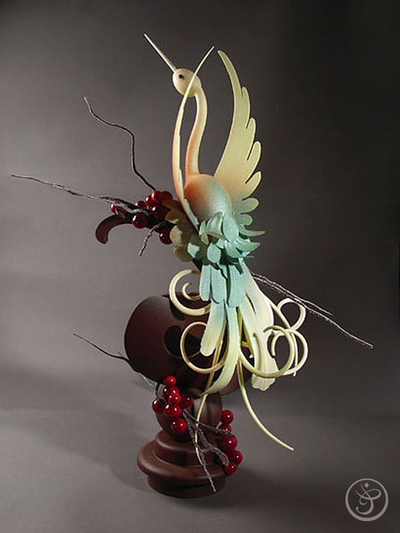 chocolate art 24