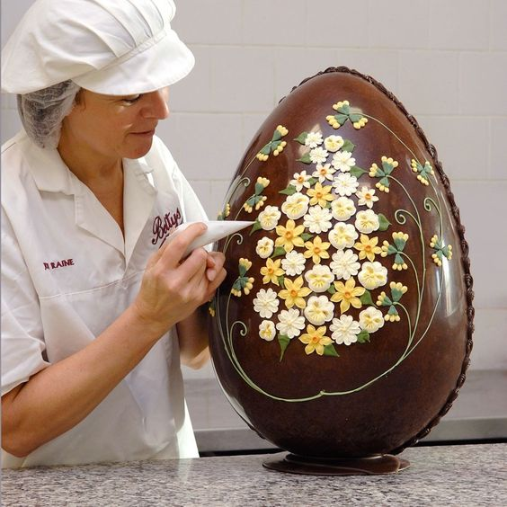chocolate art 34