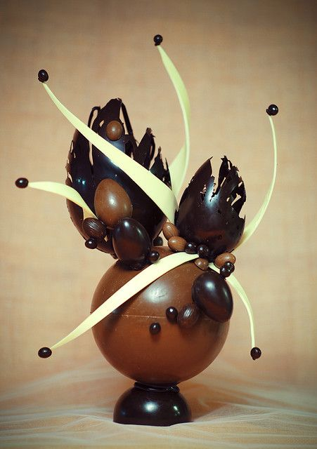 chocolate art 40