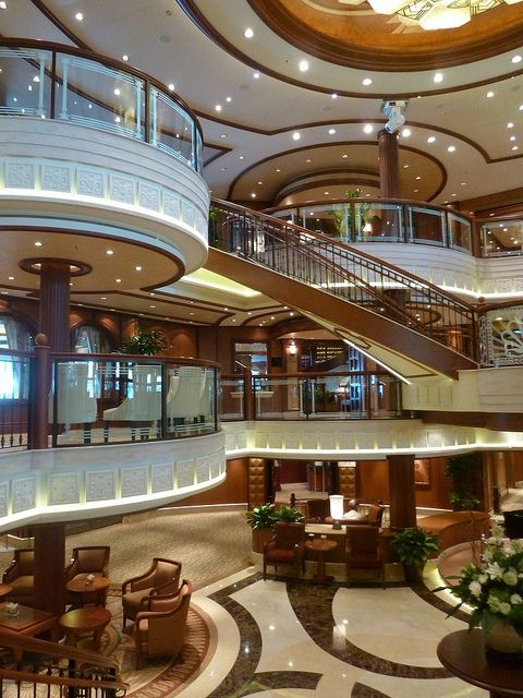 cruise ship interior 23
