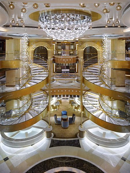 cruise ship interior 4