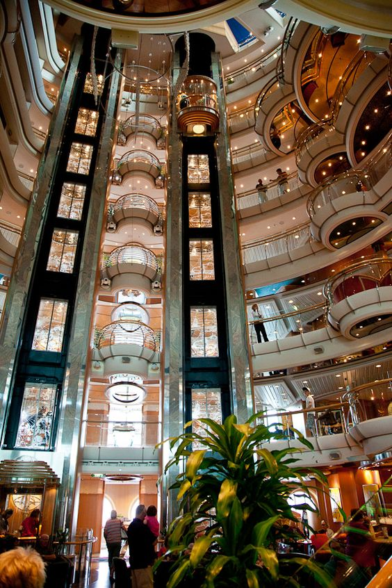cruise ship interior 5
