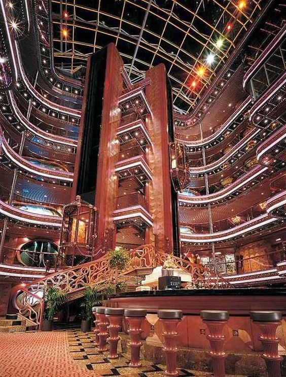 cruise ship interior 7