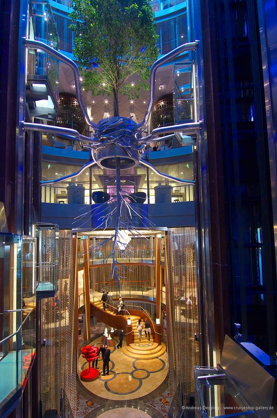 cruise ship interior 8