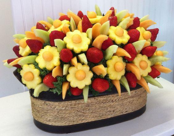 fruit arrangement ideas 15