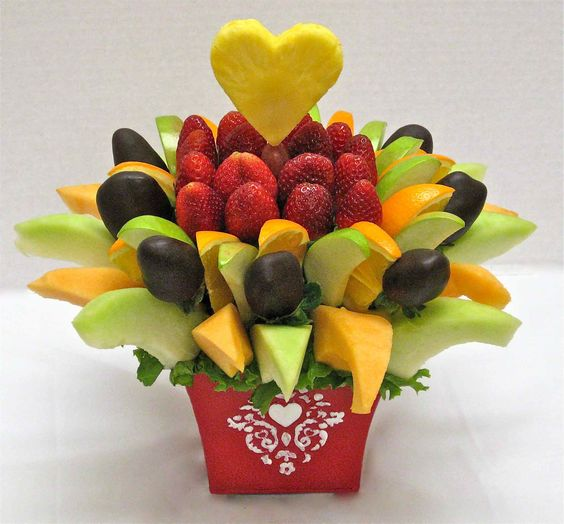 fruit arrangement ideas 18