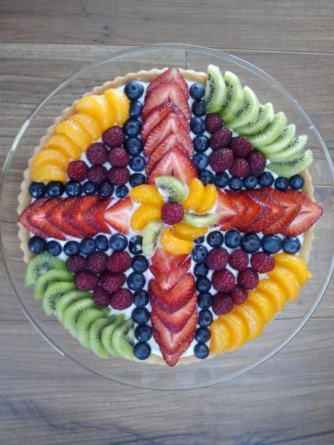 fruit arrangement ideas 19