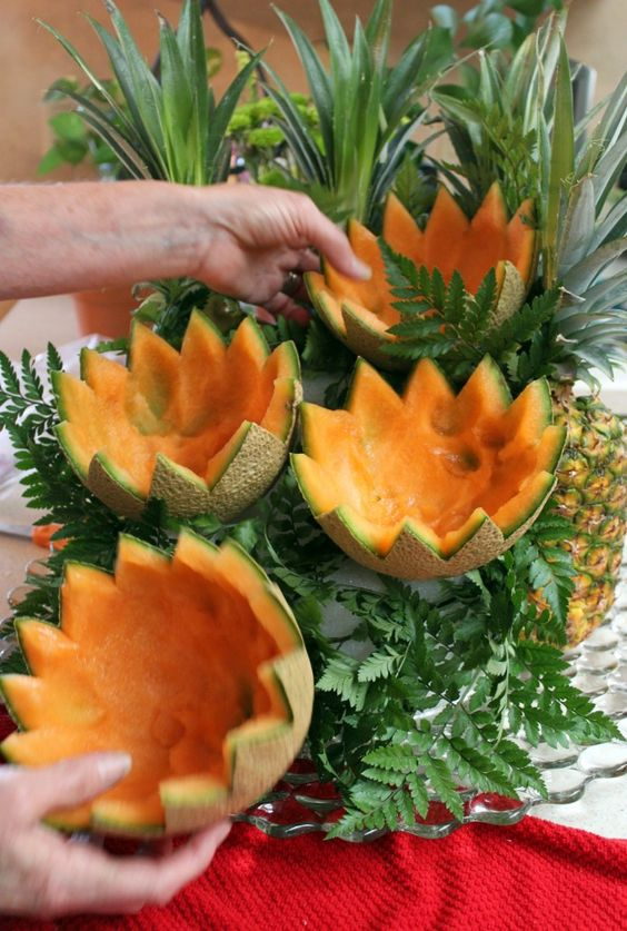 fruit arrangement ideas 20
