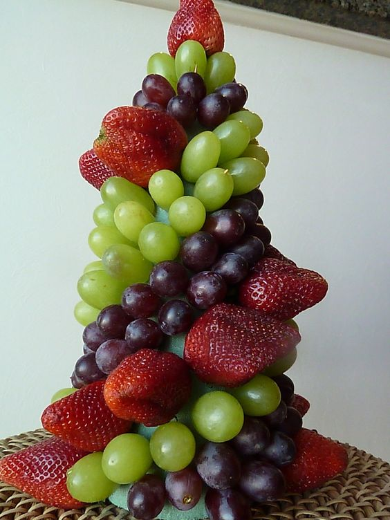 fruit arrangement ideas 24