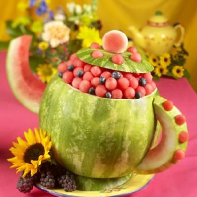 fruit arrangement ideas 27