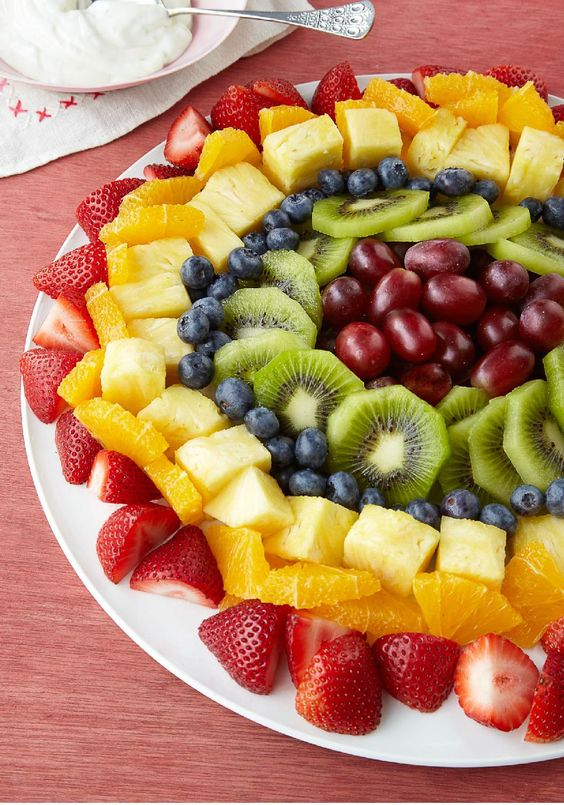 fruit arrangement ideas 29