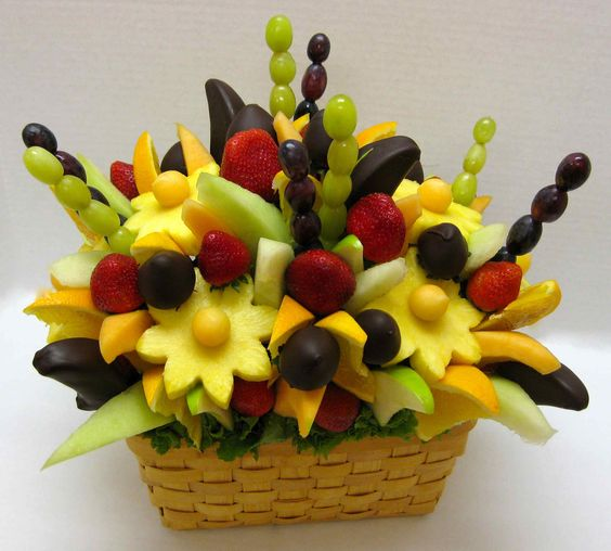 fruit arrangement ideas 9