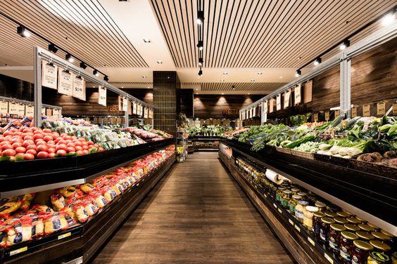 Mesmerizing Mini Supermarket Designs To Have You Shopping - Bored Art