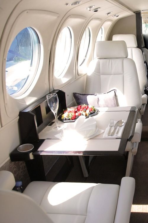 private jet interior 18