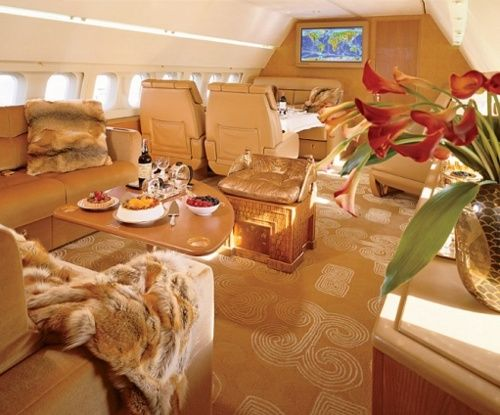 private jet interior 22