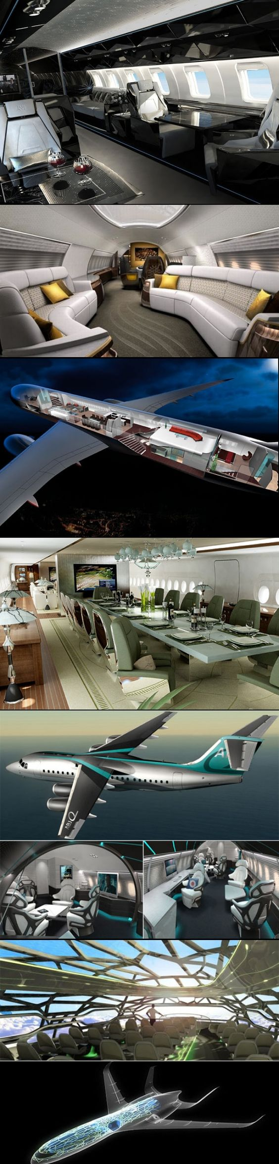 private jet interior 3