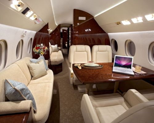 private jet interior 5