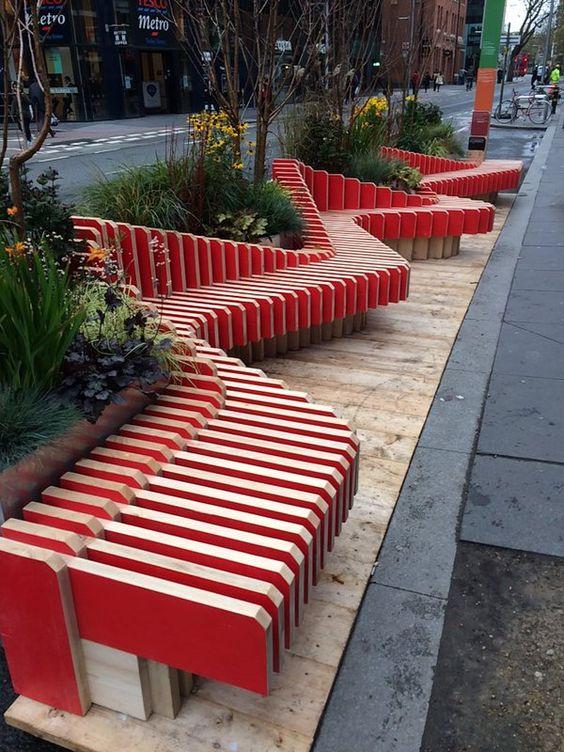 Pretty And Pleasant Public Garden Designs To Please You