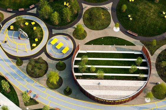 public garden designs 2