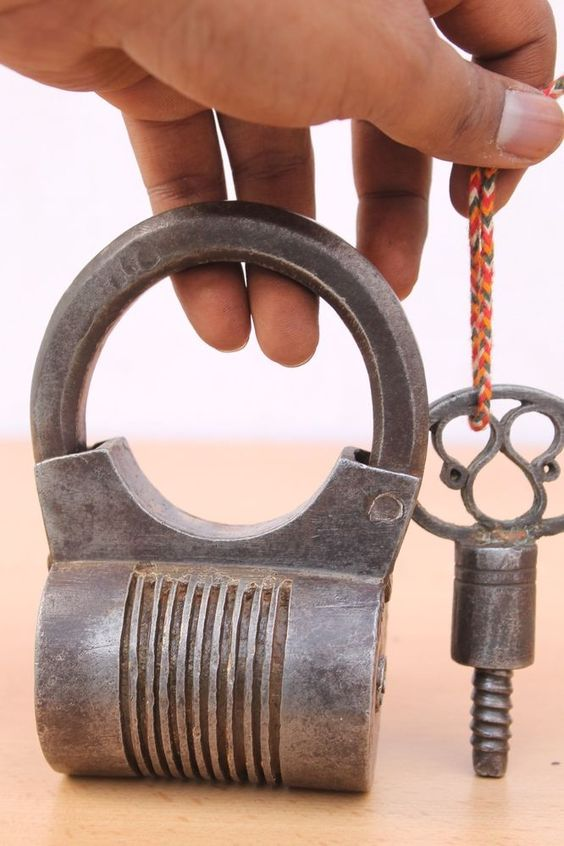 vintage locks and keys 12