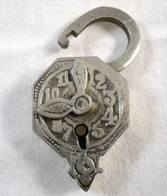 vintage locks and keys 24