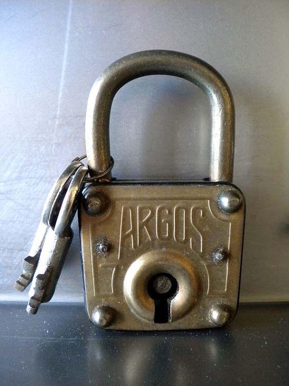 vintage locks and keys 9