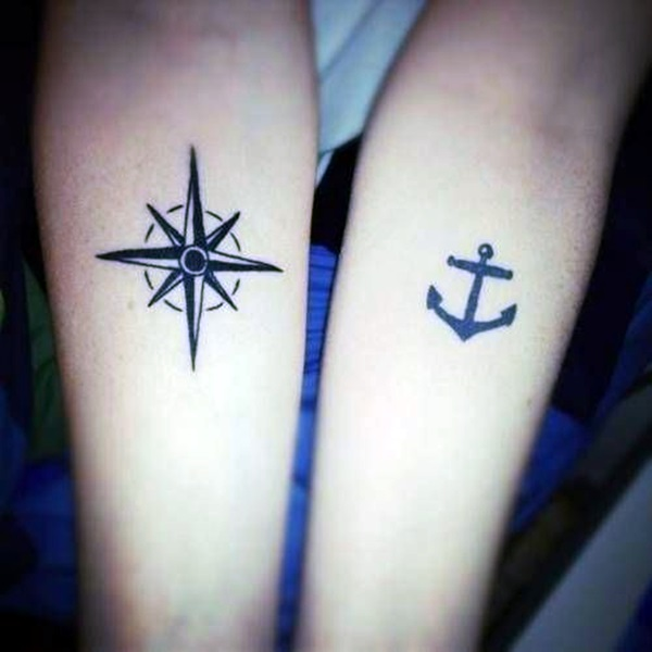 Adorable Sisters Forever Tattoo Design Ideas (23)