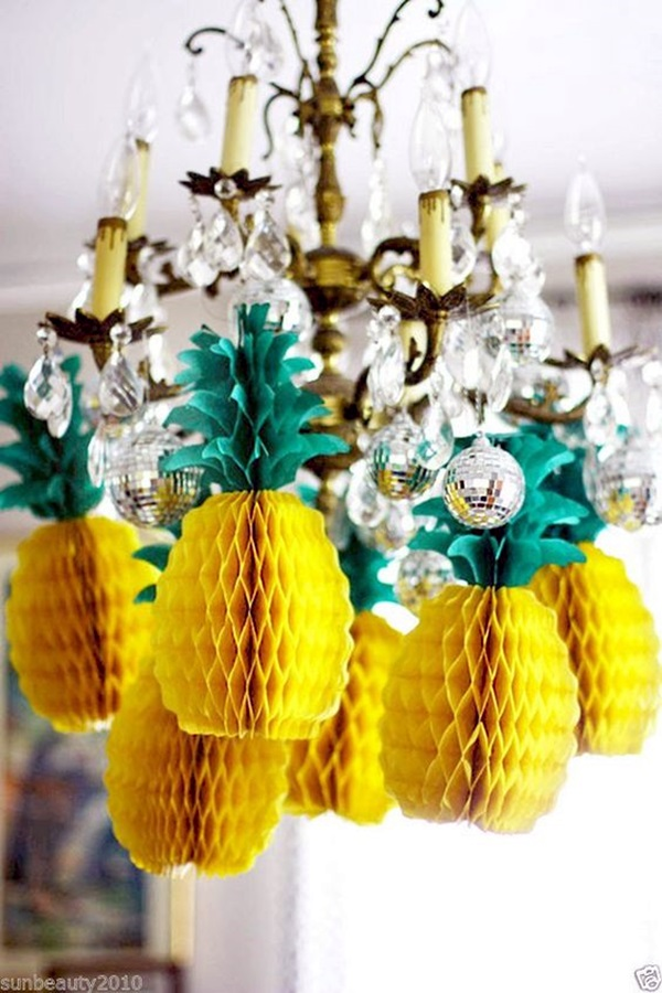 Affordable and Creative Hawaiian party decoration Ideas (1)