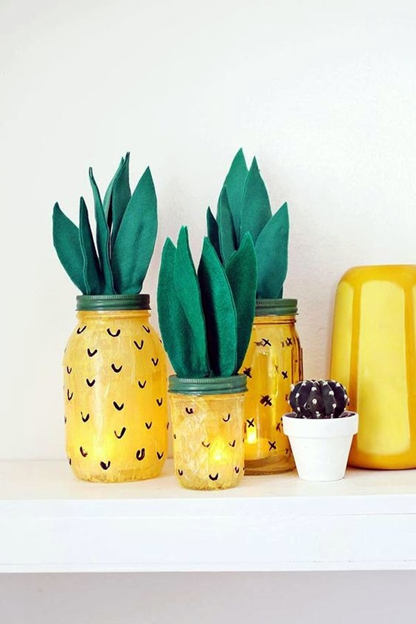 Affordable and Creative Hawaiian party decoration Ideas (30)