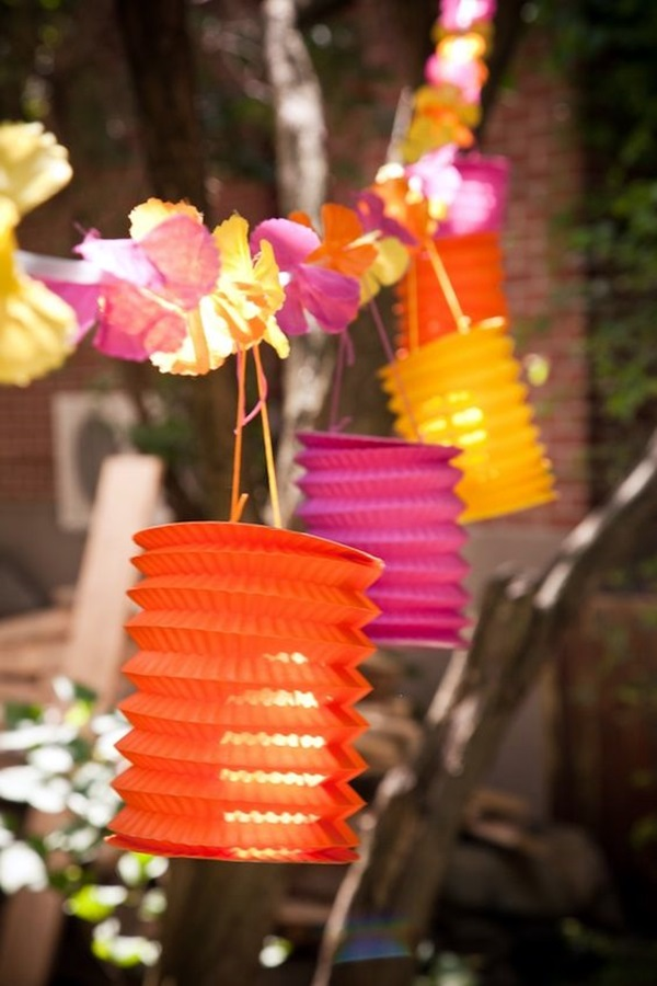 Affordable and Creative Hawaiian party decoration Ideas (33)
