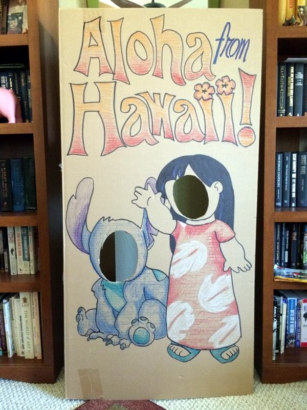 Affordable and Creative Hawaiian party decoration Ideas (45)