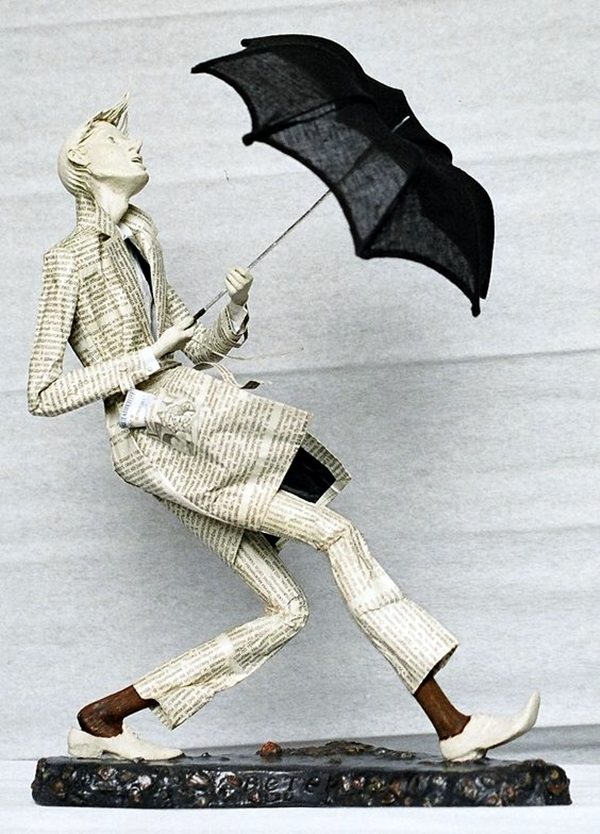Astonishingly Life-Like Figuratives Sculptures (16)