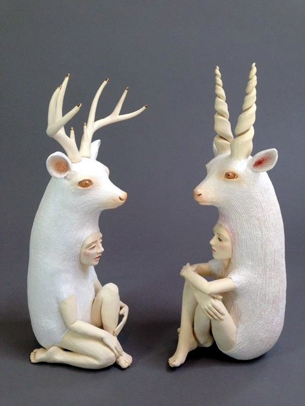 Astonishingly Life-Like Figuratives Sculptures (32)